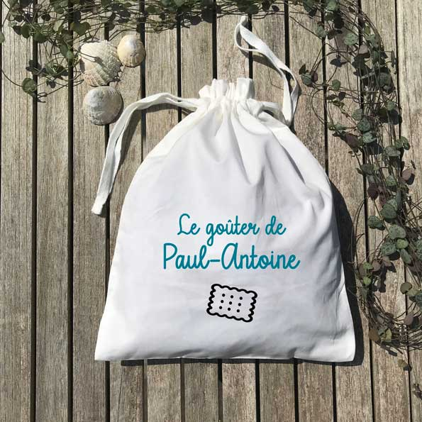 Le goûter de Paul Antoine