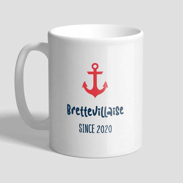 Mug modèle Bretteville