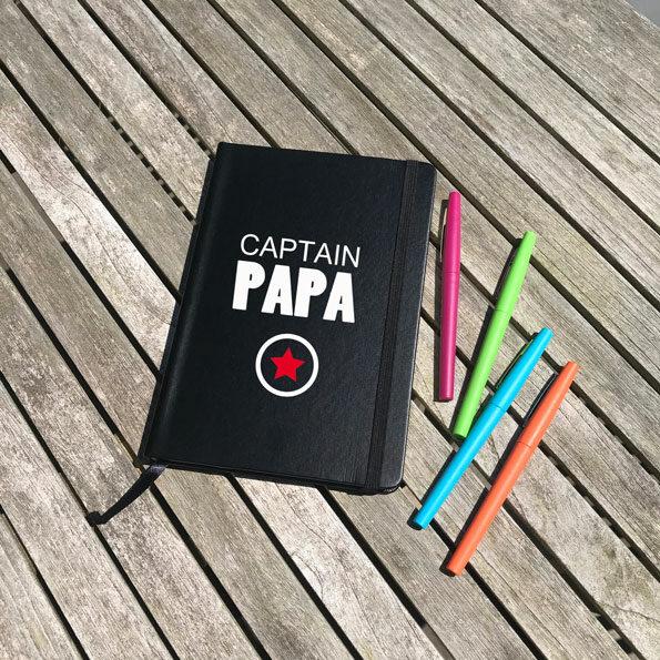 carnet captain papa