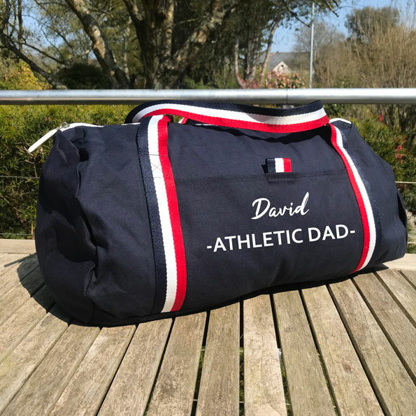 sac polochon athletic dad