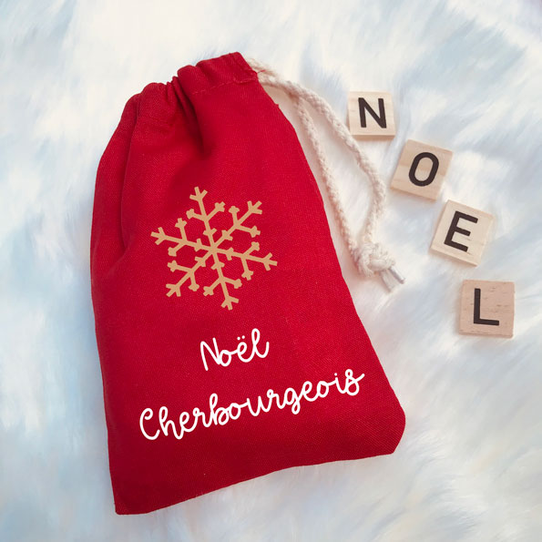 Pochon Noël Cherbourgeois